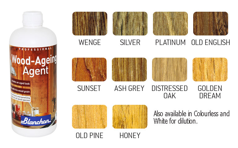 Blanchon Wood Ageing Agent 1l Hitt Oak