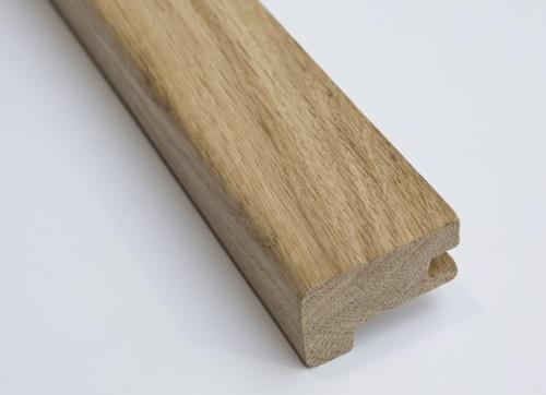Superb Stair Nosing, Solid Oak. +. 23327 L OM_9B_111107_9408