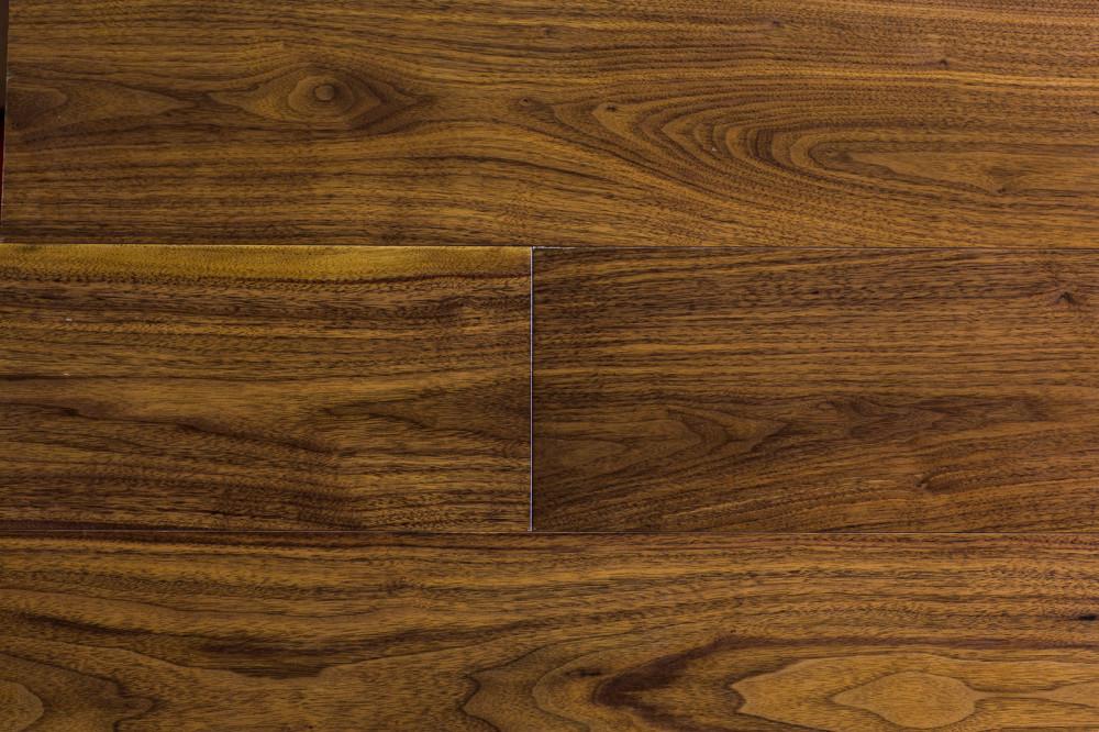 Black American Walnut Lacquered