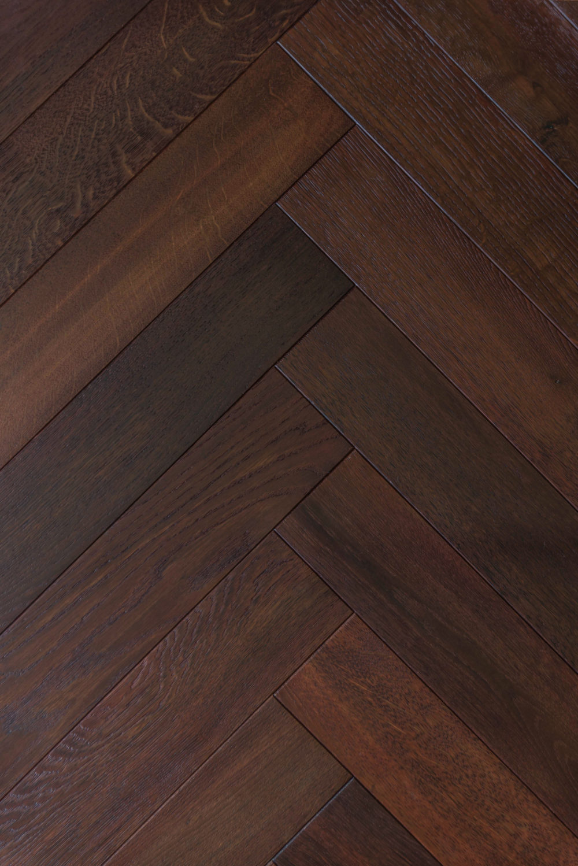 Smoked Burgundy Oak