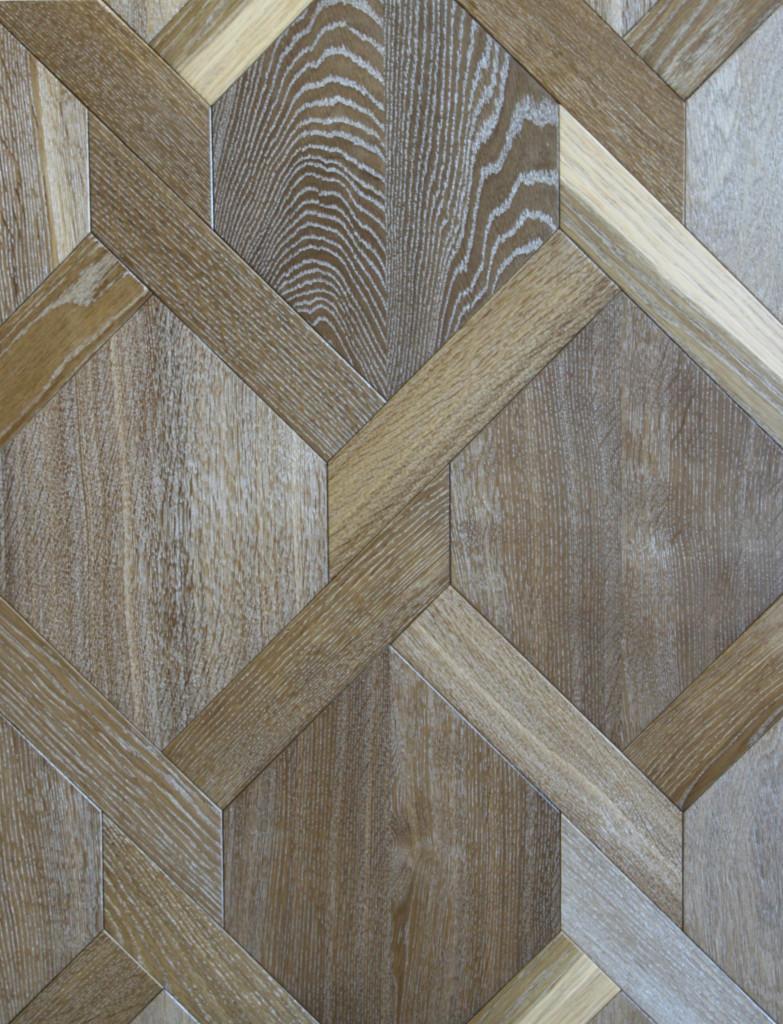 Mansion Weave Bohemian Silk Hitt Oak