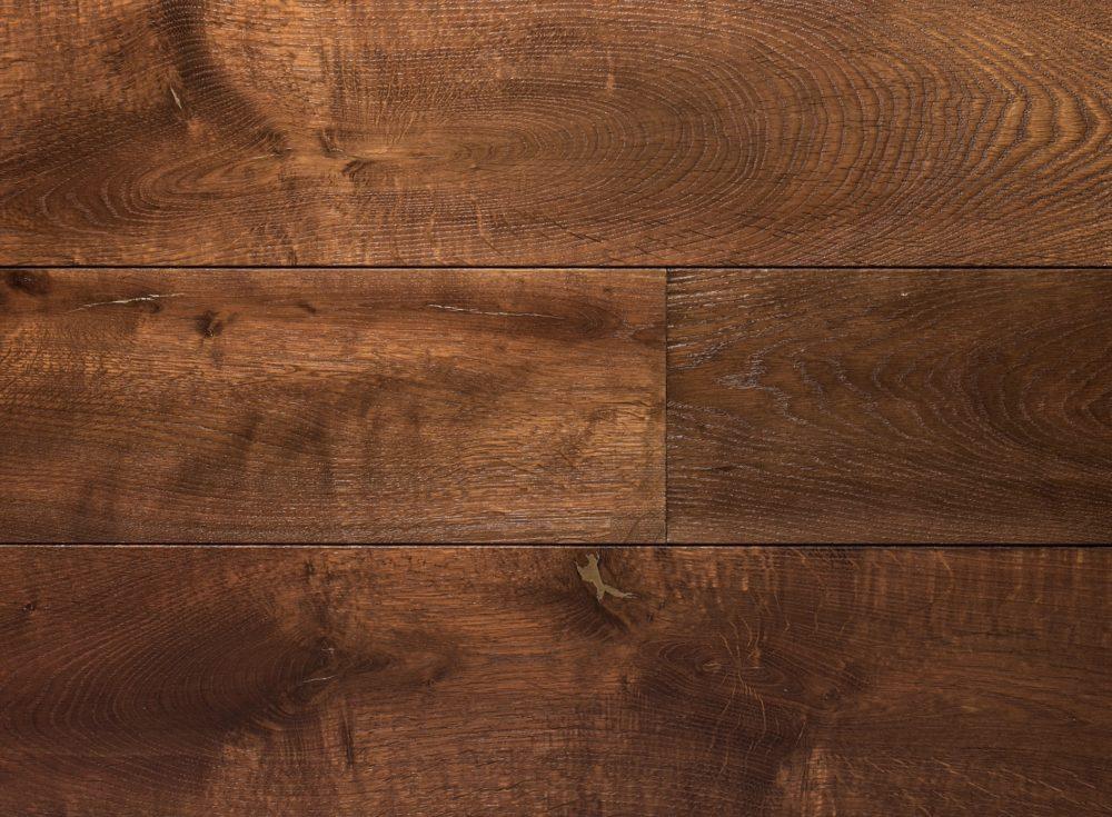 Burgundy Oak Dark-Planks-Rustic-Oiled